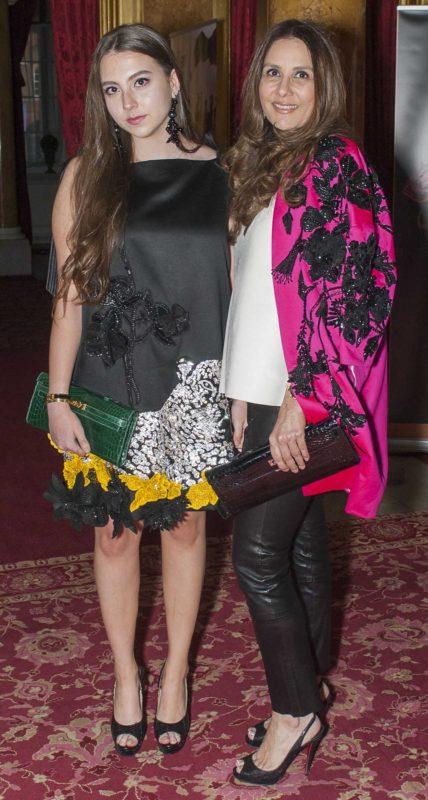 Sasha and Safinaz