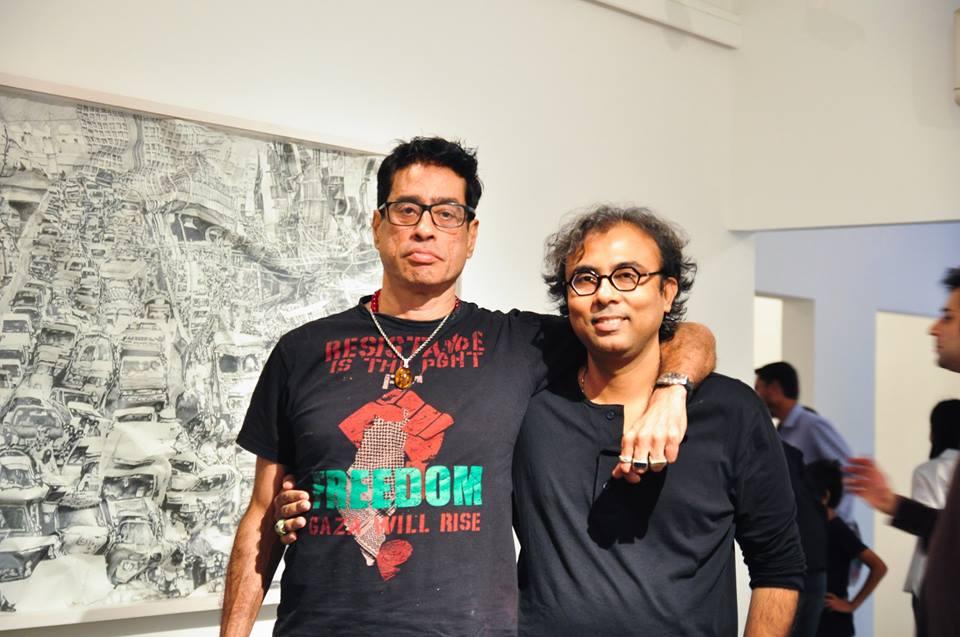 Amin Gulgee and Adeel uz Zafar