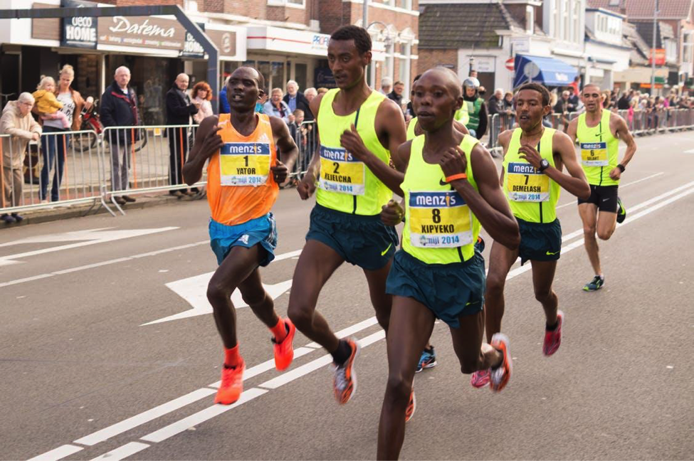 Push Past The Marathon Pain With These Awesome Running Tips