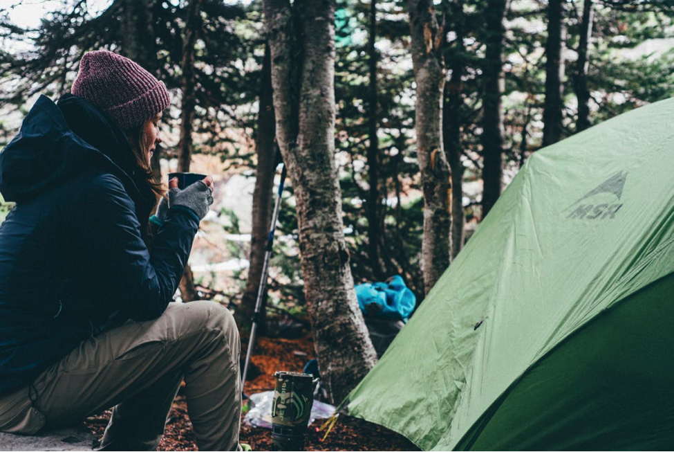 Need Some Me Time? Then A Camping Trip Should Be On The Cards
