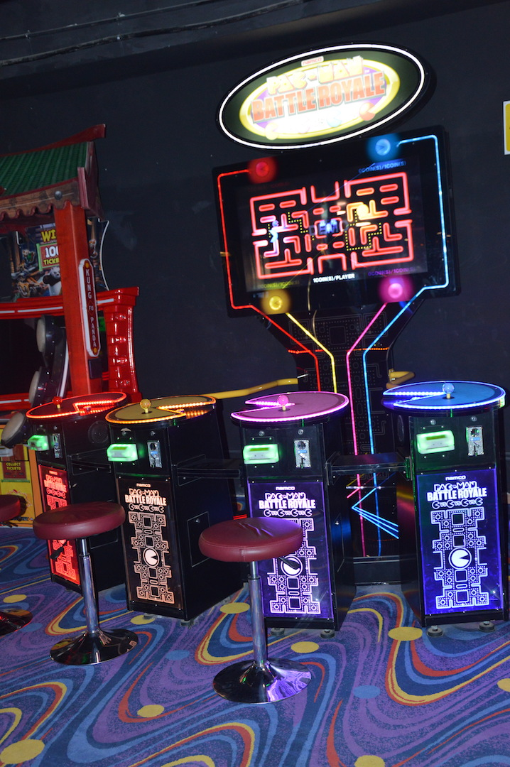 Hangout- A perfect place of amusement for both children and adults
