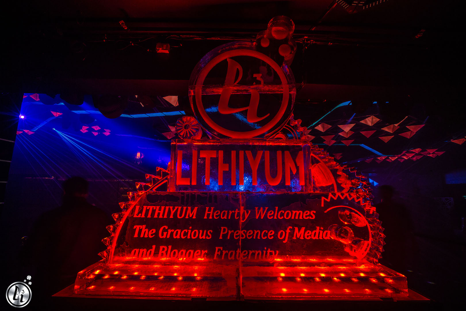 Lithiyum Launches with a Big Bang!