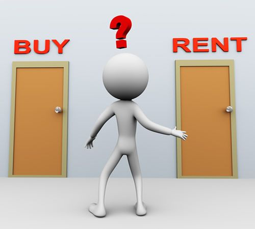 Confused Between Renting & Buying? Here's the Right Option
