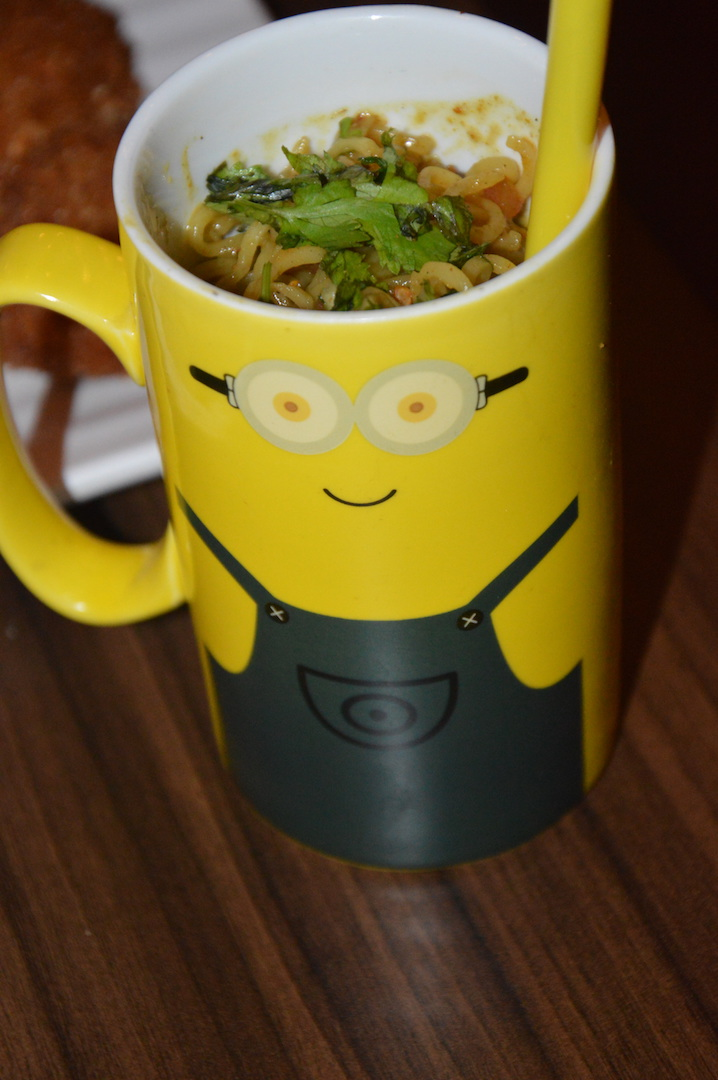 Love Minnions, a visit to The Minnions Cafe is a must!