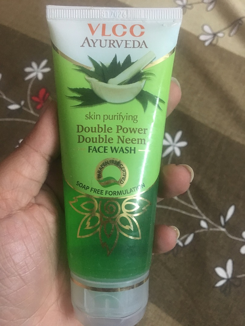 VLCC Facewash, just what you need for a perfect skin!
