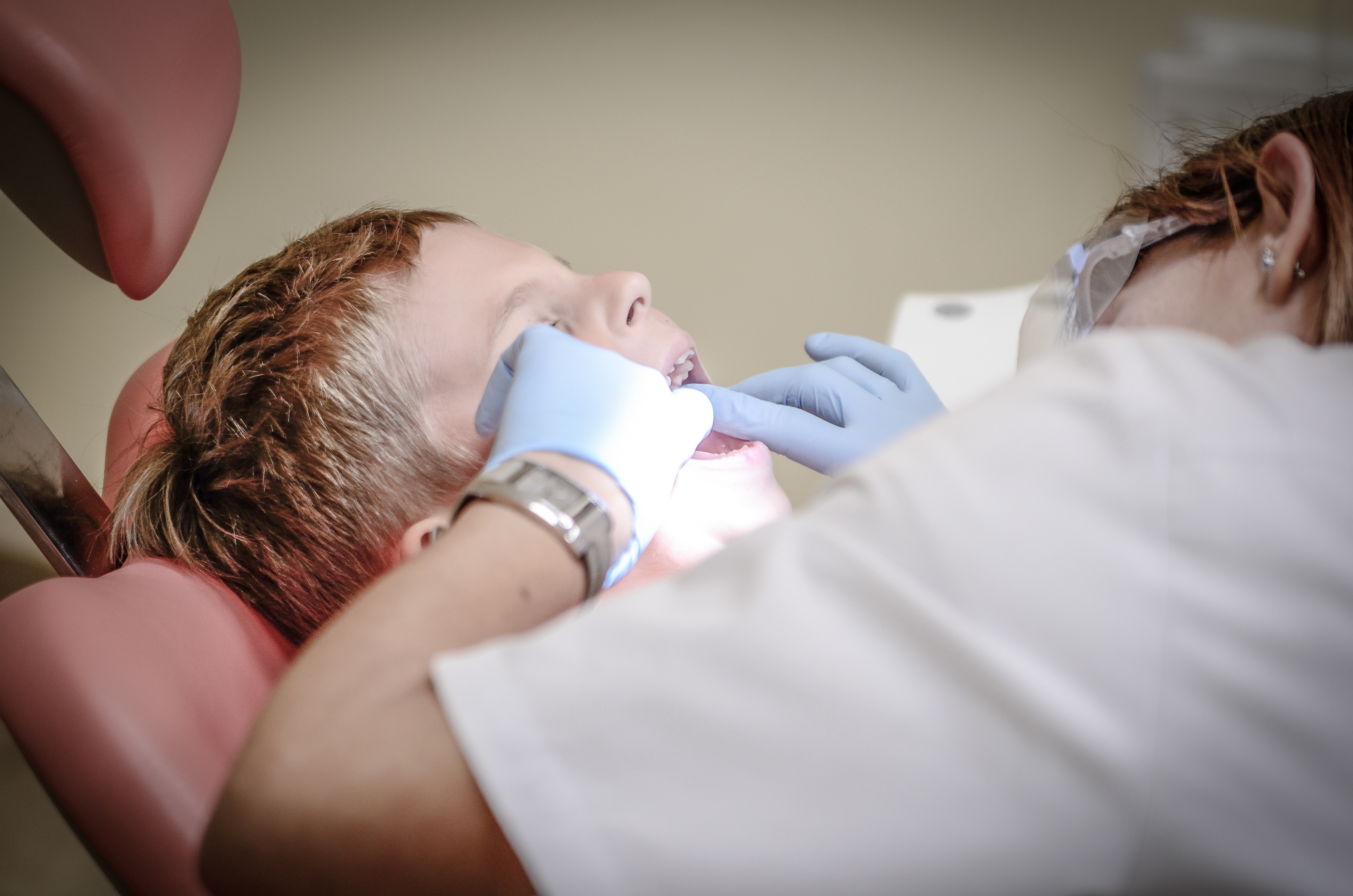 At What Age Should My Children Not go to a Paediatric Dentist?