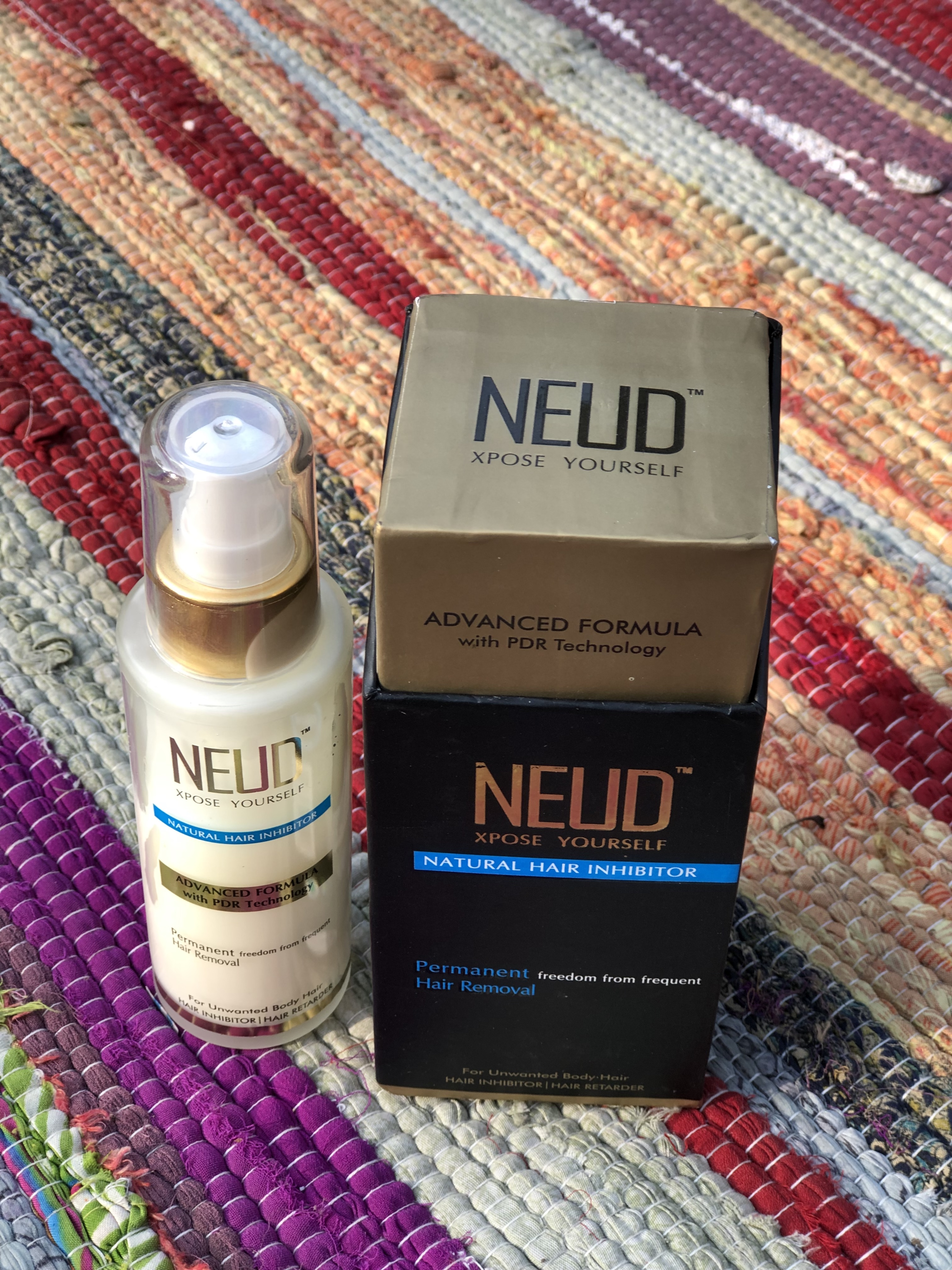 Get Rid Of Unwanted Hair Permanently With NEUD