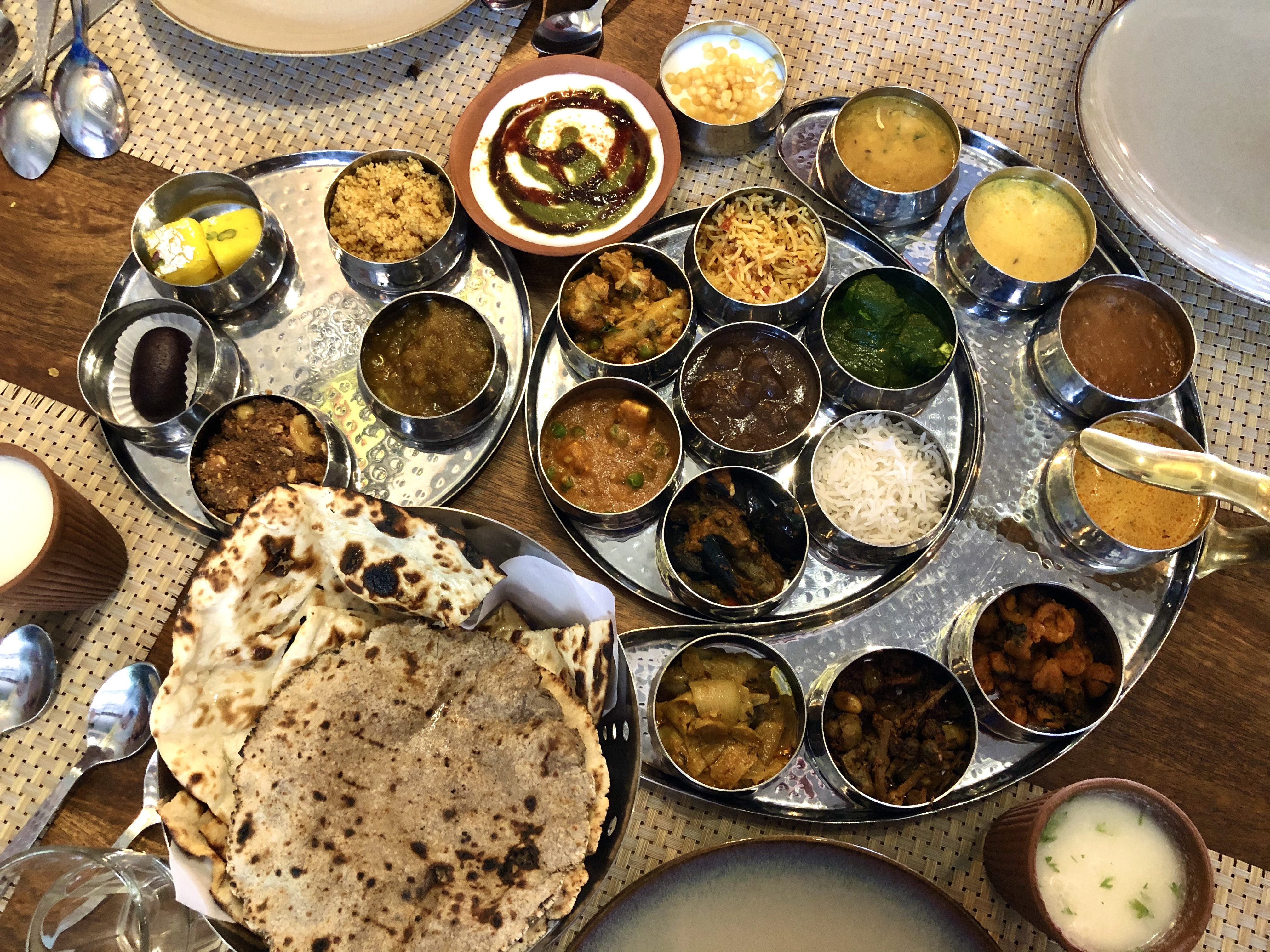 Rasoda-Two States On A Plate!