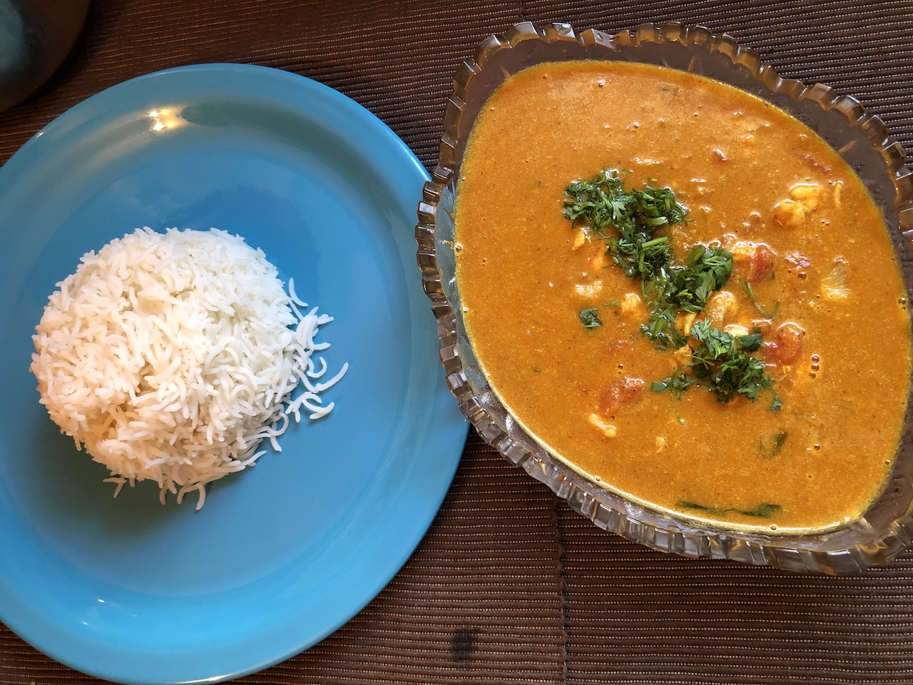 Delicious and Simple Prawn Curry Recipe!