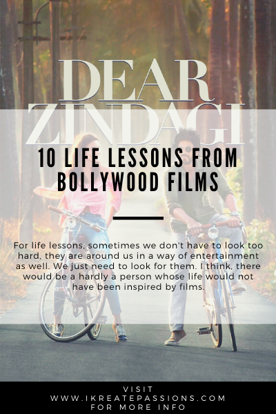 Life Lessons From 10 Bollywood Films