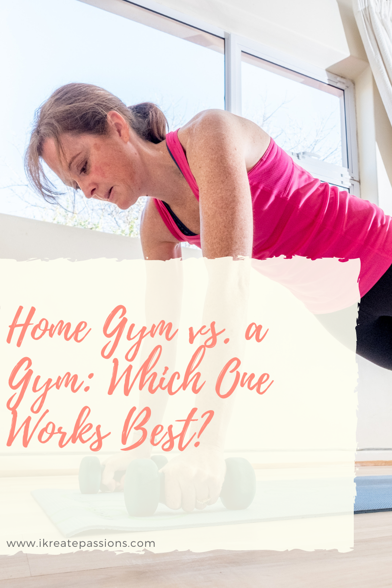 Home Gym vs. a Gym: Which One Works Best?