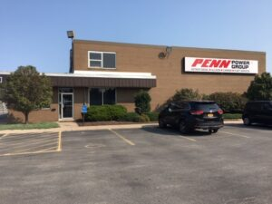 Penn Power Group Truck Repair and Service Shop in Rochester, NY
