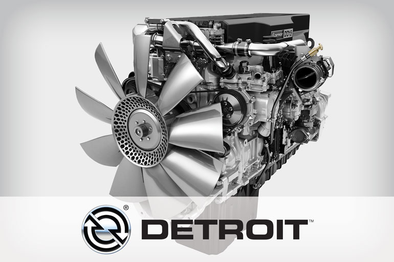 Detroit engine products