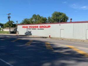 Penn Power Group Truck Repair and Service Shop in Buffalo, NY