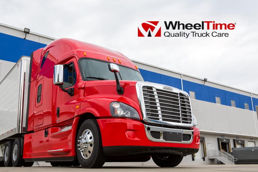 WheelTime Quality Truck Care