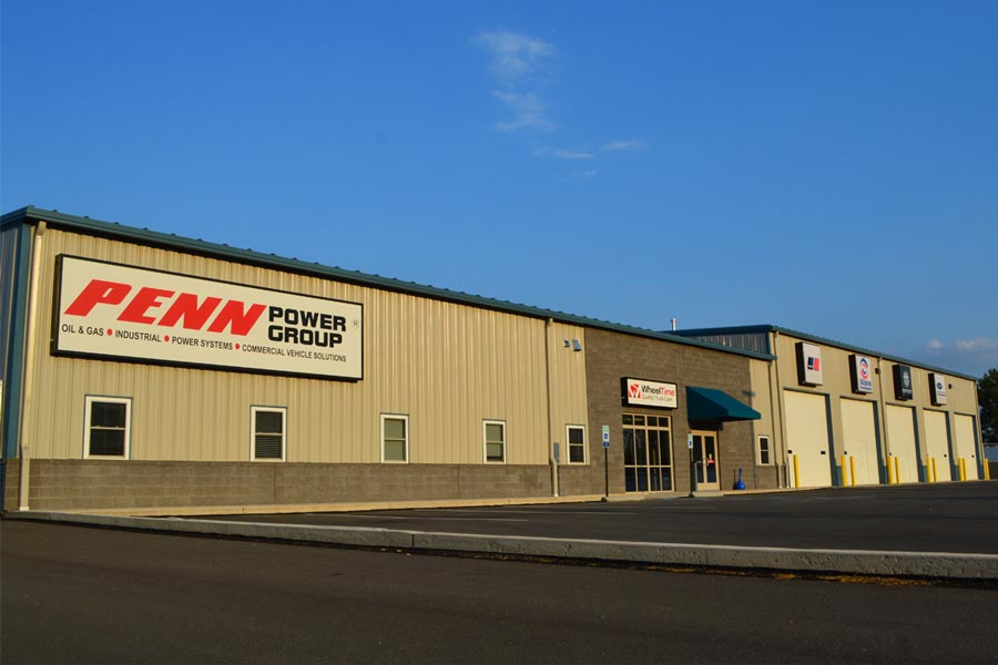 Penn Power Group building