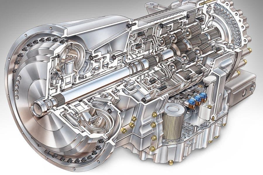 Allison Transmission engine products