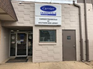 Carrier Transicold / Penn Power Group Truck Repair and Service Shop in West Deptford, NJ