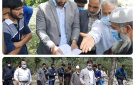 Illegal encroachments on state land removed at Wahdhan Sallar