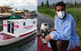 Thankful to PM Modi for his appreciation: Srinagar boatman who runs water ambulance in Dal Lake