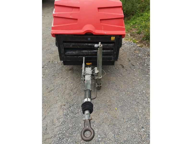 Used Atlas Copco XAS57 Air Compressor for sale in the Southwest