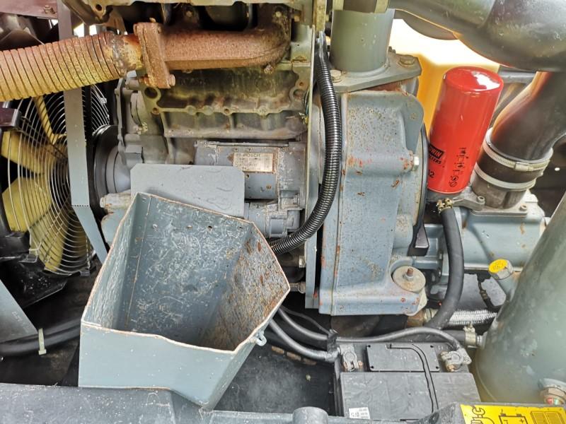 Used Atlas Copco XAS57 Air Compressor for sale