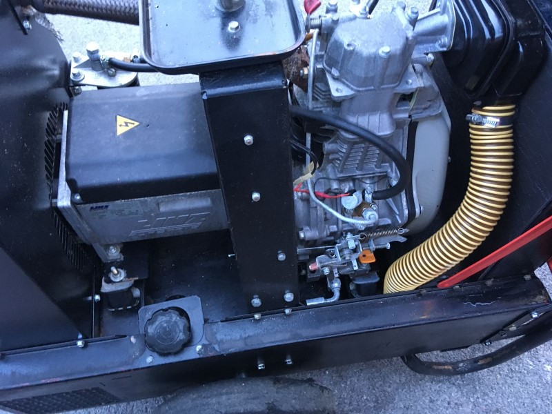 Genset 6kVA Diesel Generator with an Electric Start Yanmar engine for sale