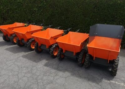 4WD Mini Dumpers £1,250