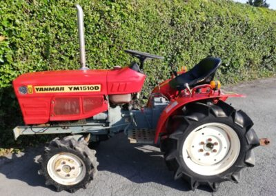 Yanmar YM1510D Compact Tractor £2,650