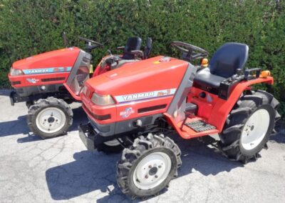 Yanmar 4WD Compact Tractor