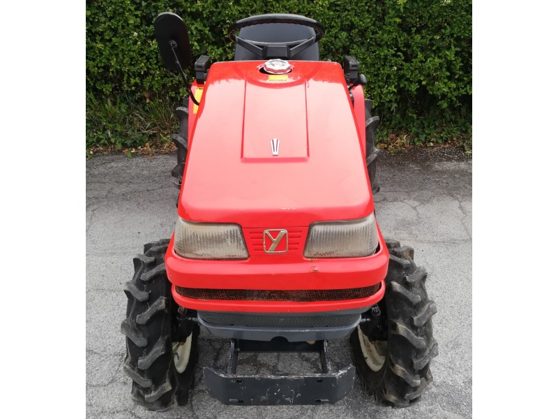 Used Yanmar KE3 4WD Compact Tractor for sale in the UK