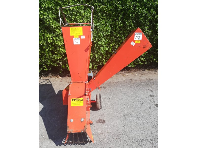 Used Camon C80 Petrol Chipper/Shredder for sale