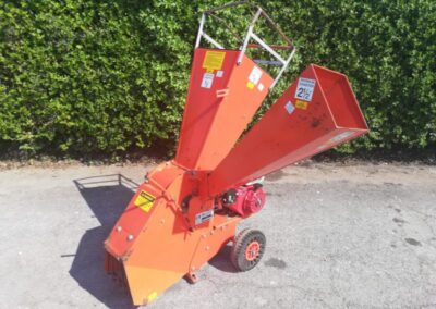 Camon C80 Chipper/Shredder £625