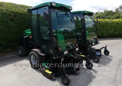 Ransomes HR3806 Outfront Mowers £7,250