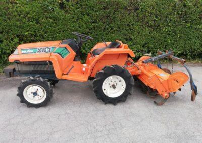 Kubota 4WD Compact Tractor £3,200
