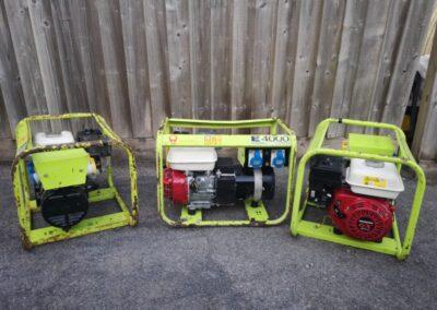 Pramac E4000 Generators £200