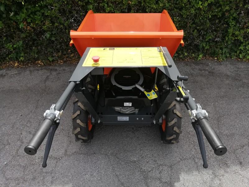 New 4WD Mini Dumper, Petrol Powered Wheel Barrow For Sale