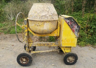 Winget 100T Site Mixer £925