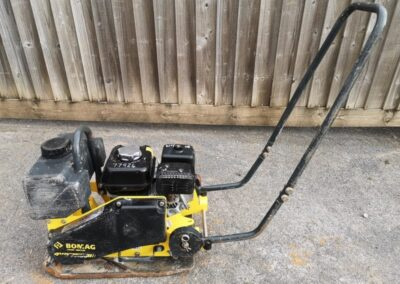 Bomag BVP10/36 with a Water Tank £650