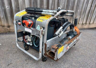 Belle Hydraulic Power Pack & Breaker £800