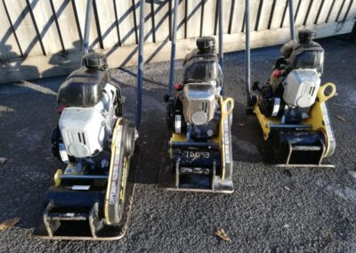 Bomag BVP10/30 Plate Compactors £500 inc