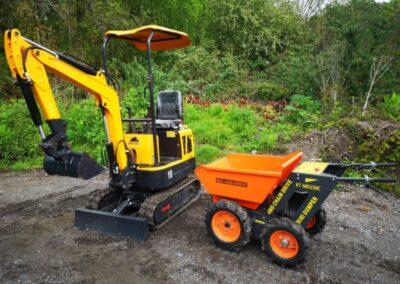 Digger & Dumper Package Offer £6,750