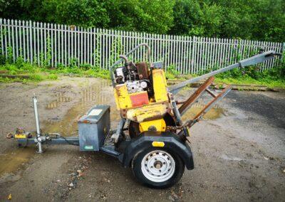 Benford 1-71 Roller & Trailer £1,750