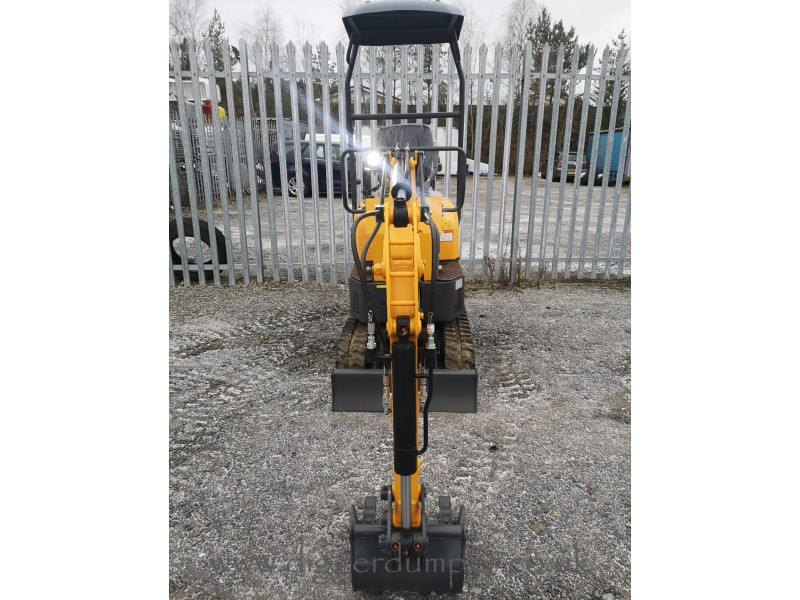 New Powertec KME10 Micro Diggers for Sale in the UK