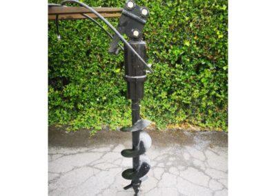 Hydraulic Mini Digger Auger £750 no vat
