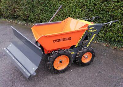 4WD Mini Dumper With Grader £1,400