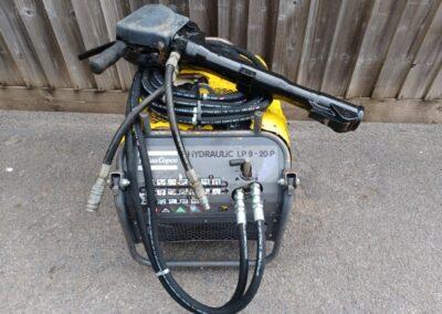 Atlas Copco Power Pack & Breaker £725