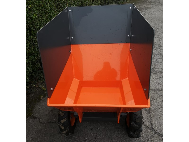 New 4WD Petrol Mini Dumper with Greedy Boards For Sale
