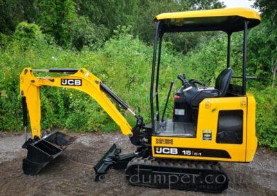 JCB 15C Mini Digger £13,850