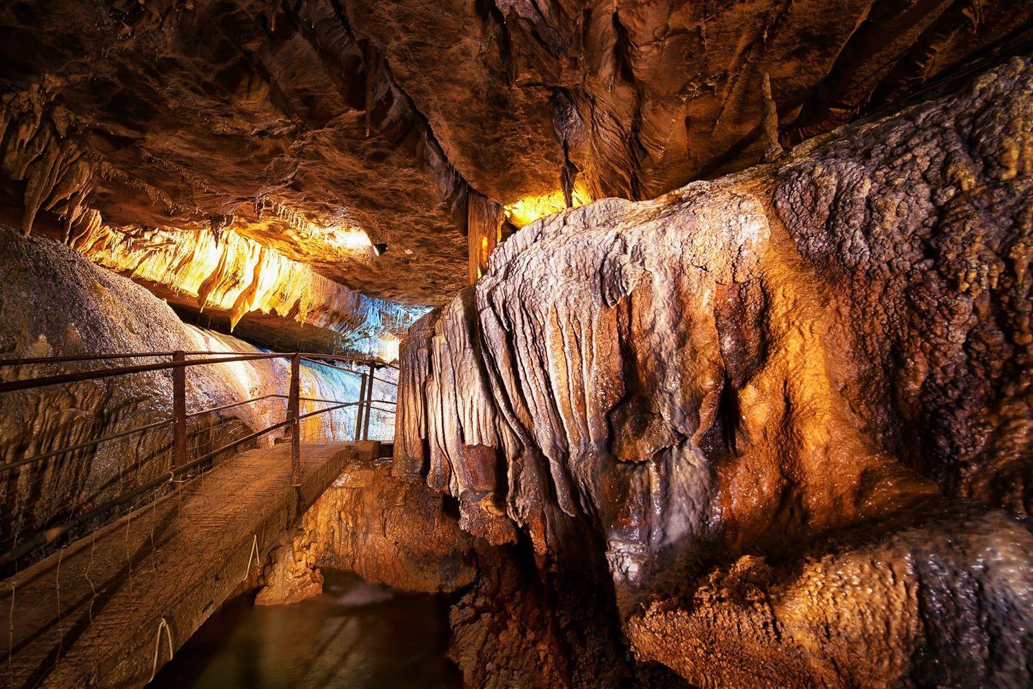 Our Limestone Land; A Unique Tour with Ingleborough Cave